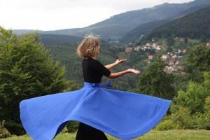 Veda Samâ danse tournante des derviches tourneurs, danse thérapie