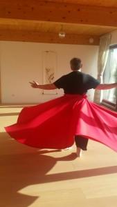 Stage Véda Samâ, Danse tournante des derviches